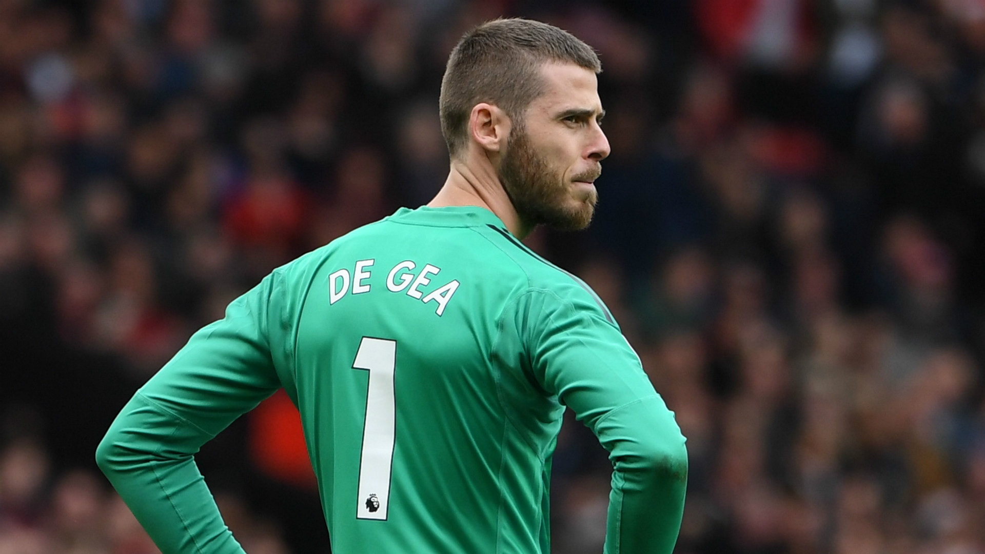 Ole Gunnar Solskjær backs De Gea despite goalkeeper's latest error