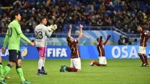 Pablo Aguilar Moises Munoz Club America Club World Cup 12102016