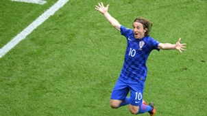 Luka Modric celebration fan Croatia Turkey Parc des Princes Euro 12062016