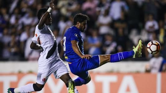 Paulao Leo Vasco Cruzeiro Libertadores 02052018