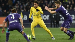 Neymar Toulouse PSG Ligue 1 10022018