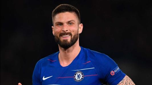 Olivier Giroud verlängert Vertrag beim FC Chelsea