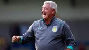 Steve Bruce Aston Villa
