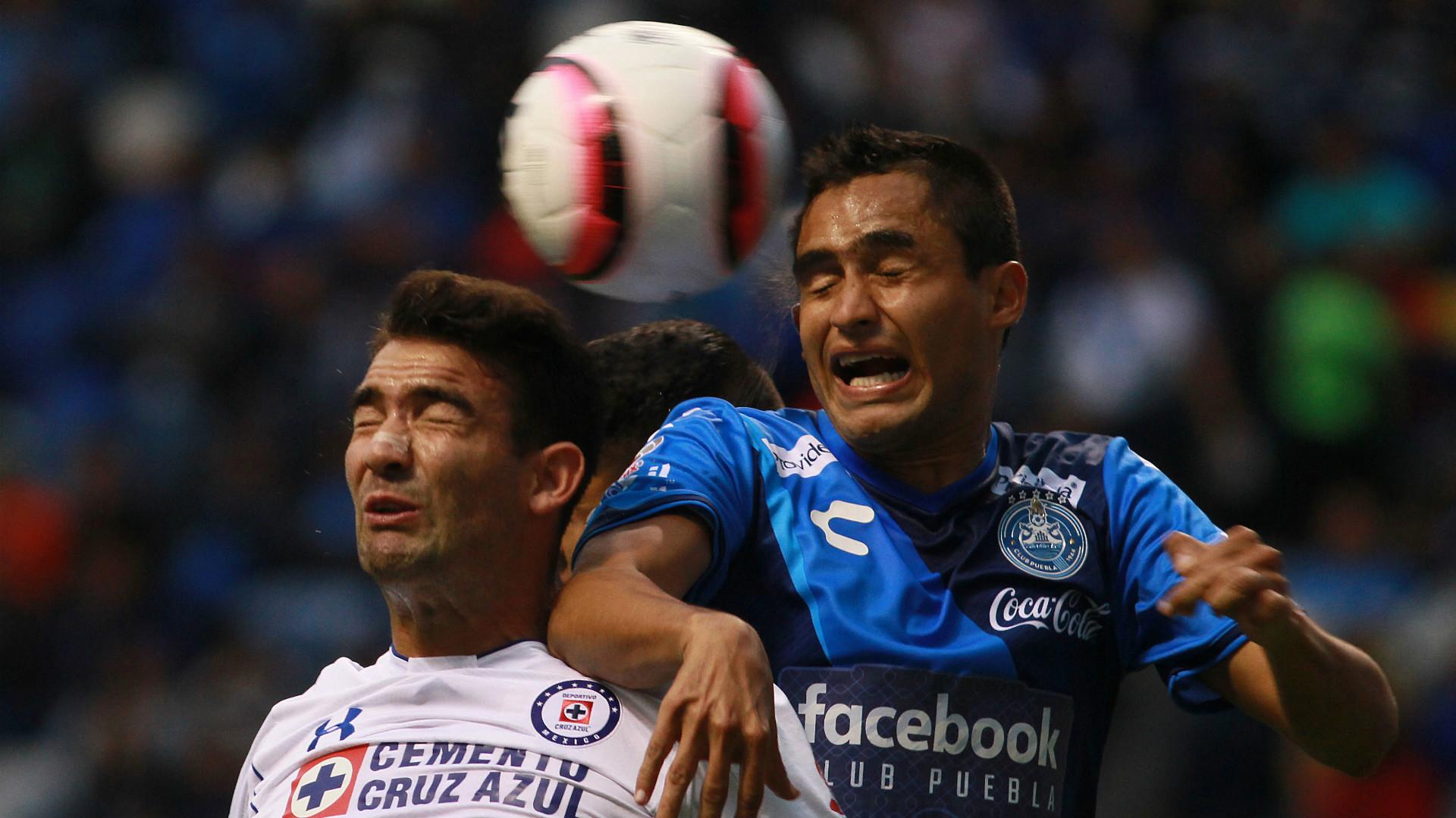 Martin Cauteruccio Cruz Azul Alonso Zamora Puebla