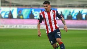Michael Perez Liga MX Mexico Clausura 2017 Chivas