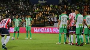 Atlético Nacional Junior Copa Aguila 2018
