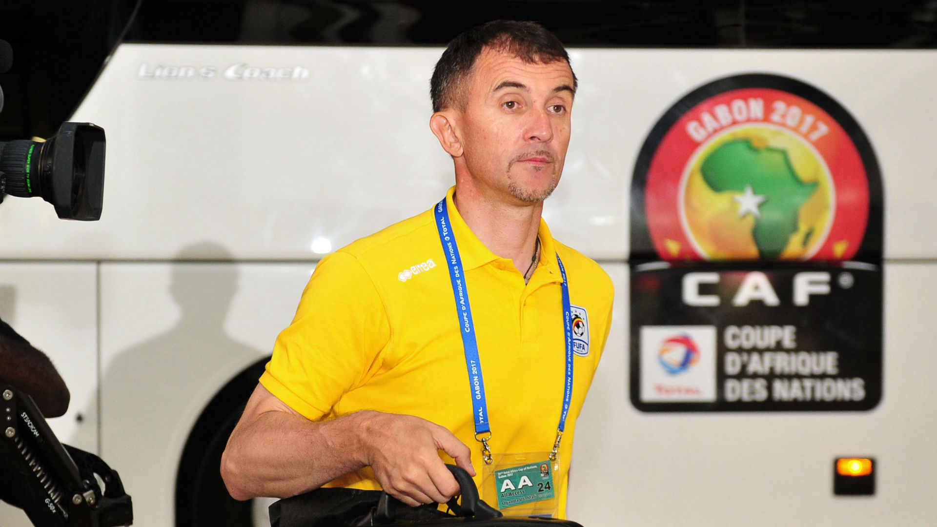 Micho terminates contract with Uganda over unpaid wages
