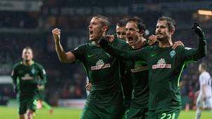 ONLY GERMAN Werder Bremen Max Kruse Bundesliga 19112017