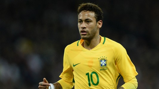 Neymar England Brazil Friendly 14112017