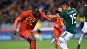 Romelu Lukaku Belgium Hector Moreno Mexico