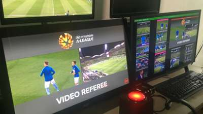 VAR Melbourne City v Adelaide United A-League 07042017