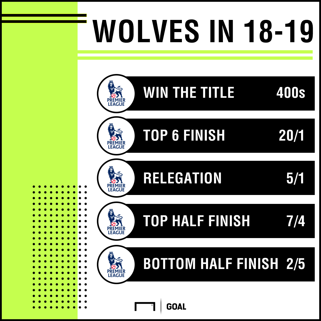 Wolves in the Premier League