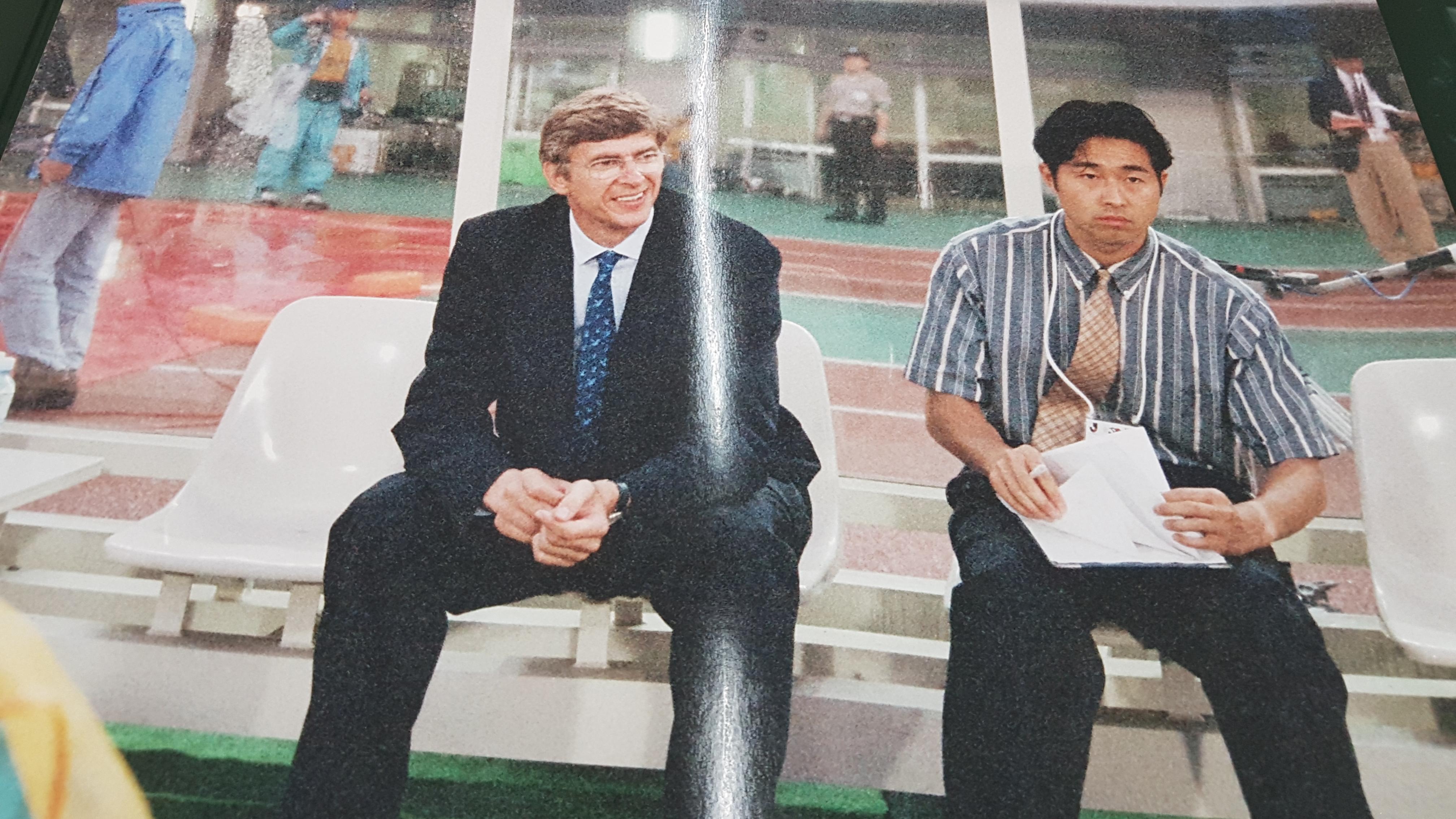 Wenger and Murakami