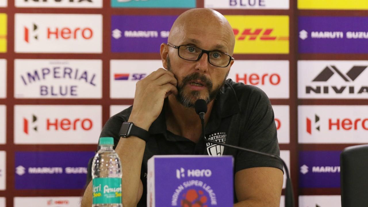 ISL 2018-19: Eelco Schattorie - Chennaiyin FC are like a cornered dog