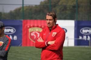Mads Davidsen Shanghai SIPG technical director