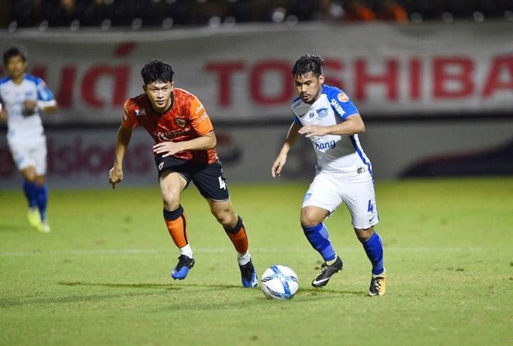 Image result for เชียงรายแซงชลบุรี 3-1 คว้าชัย 5 เกมติด