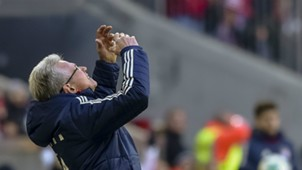Jupp Heynckes Bayern Munich Hertha Berlin