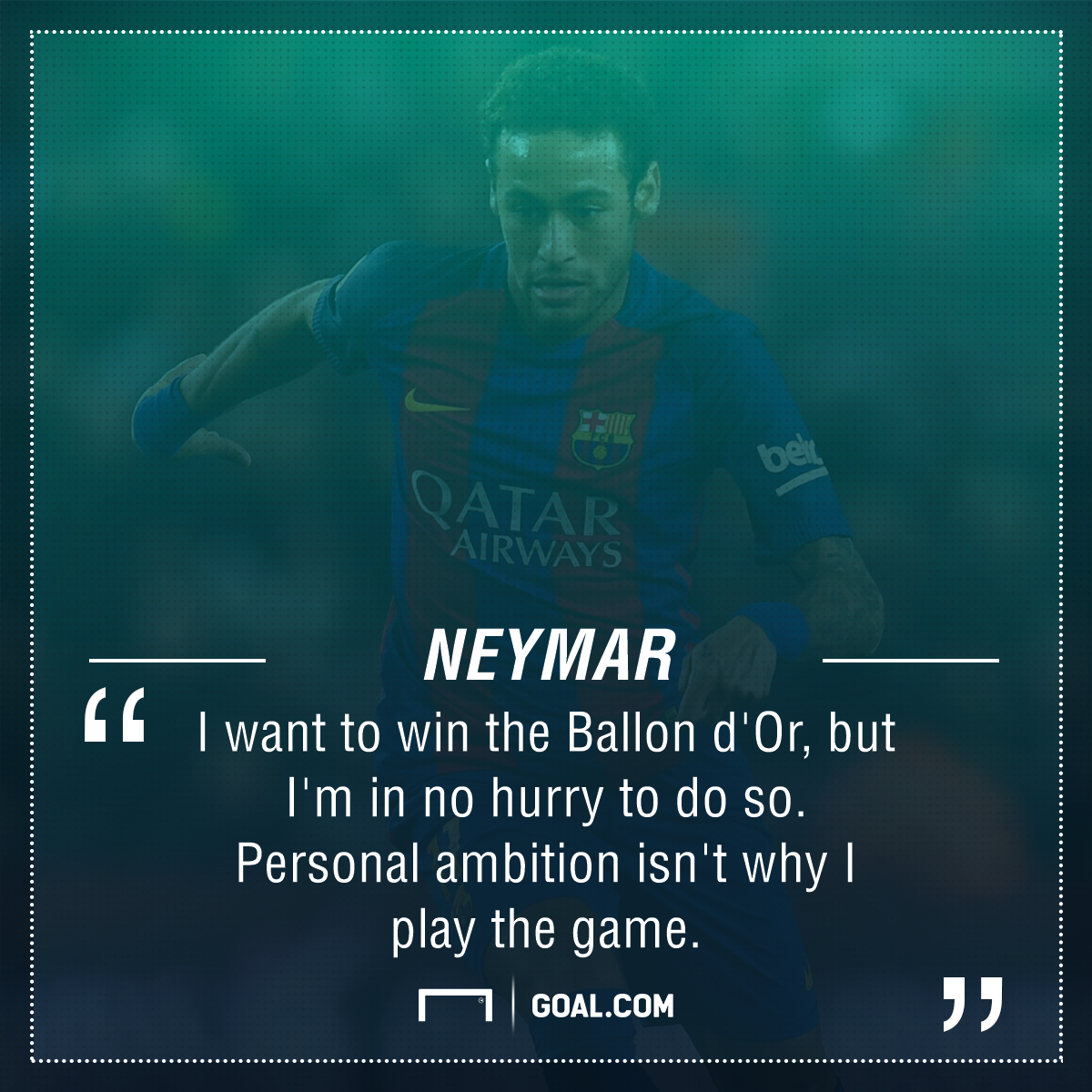 Neymar Ballon d'Or