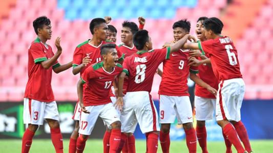 Selebrasi - Timnas Indonesia U-16