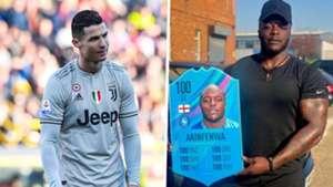 Ronaldo Akinfenwa GFX