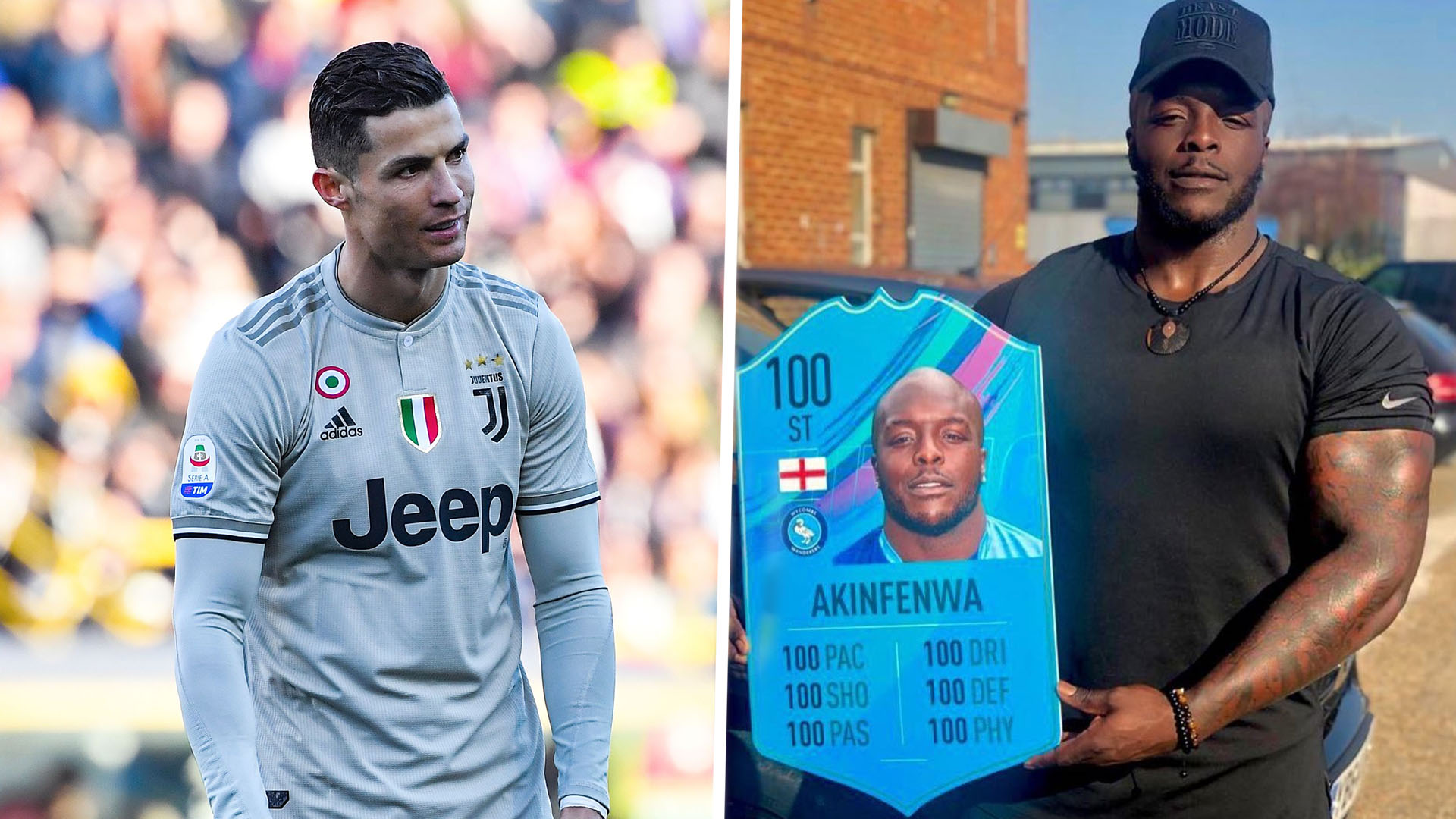 37259f36cc84f FIFA 19 news: Better than Cristiano Ronaldo! Cult icon gets ...