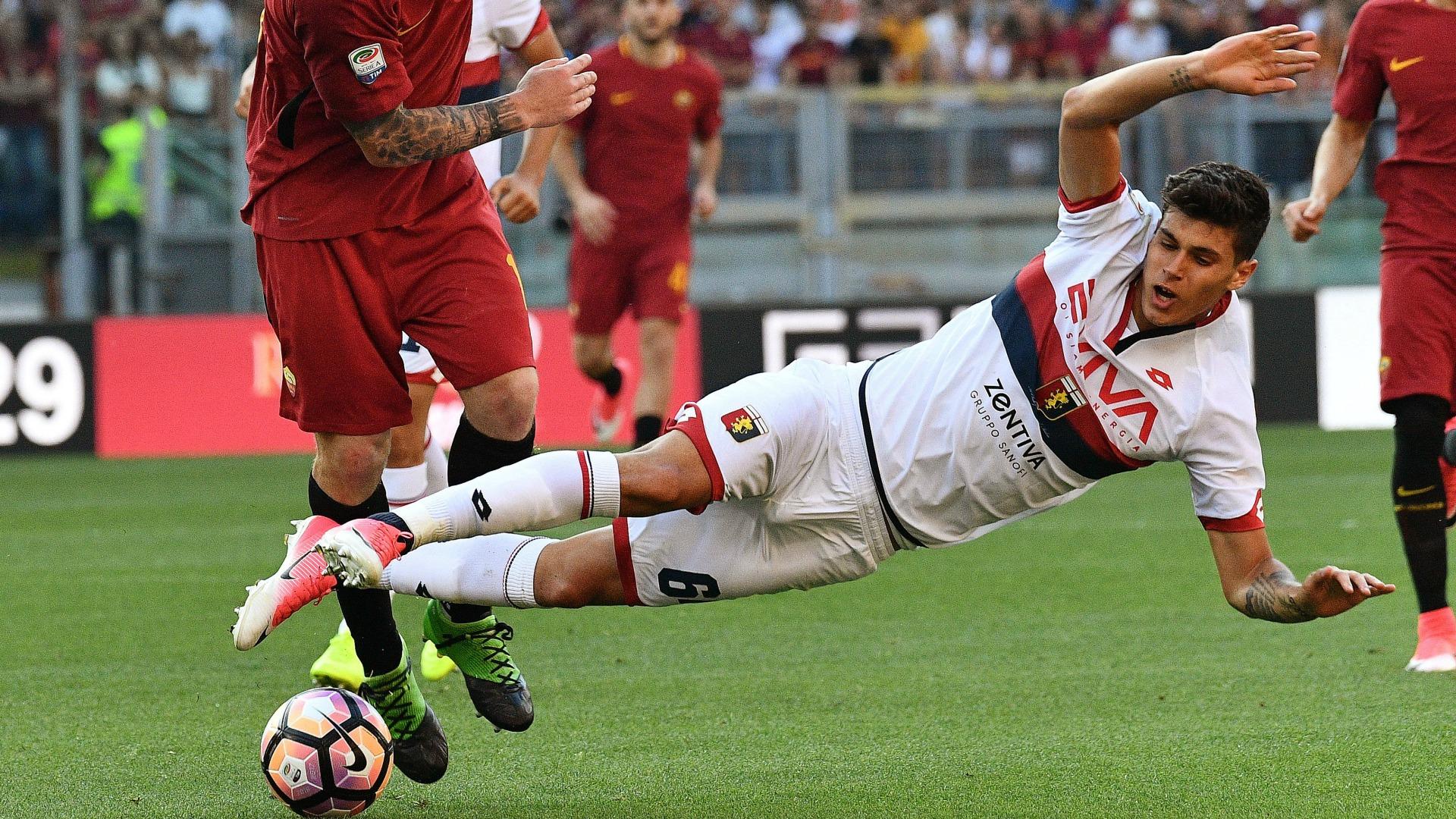 Genoa-Lazio: Pellegri fa il fenomeno e il padre si commuove in panchina