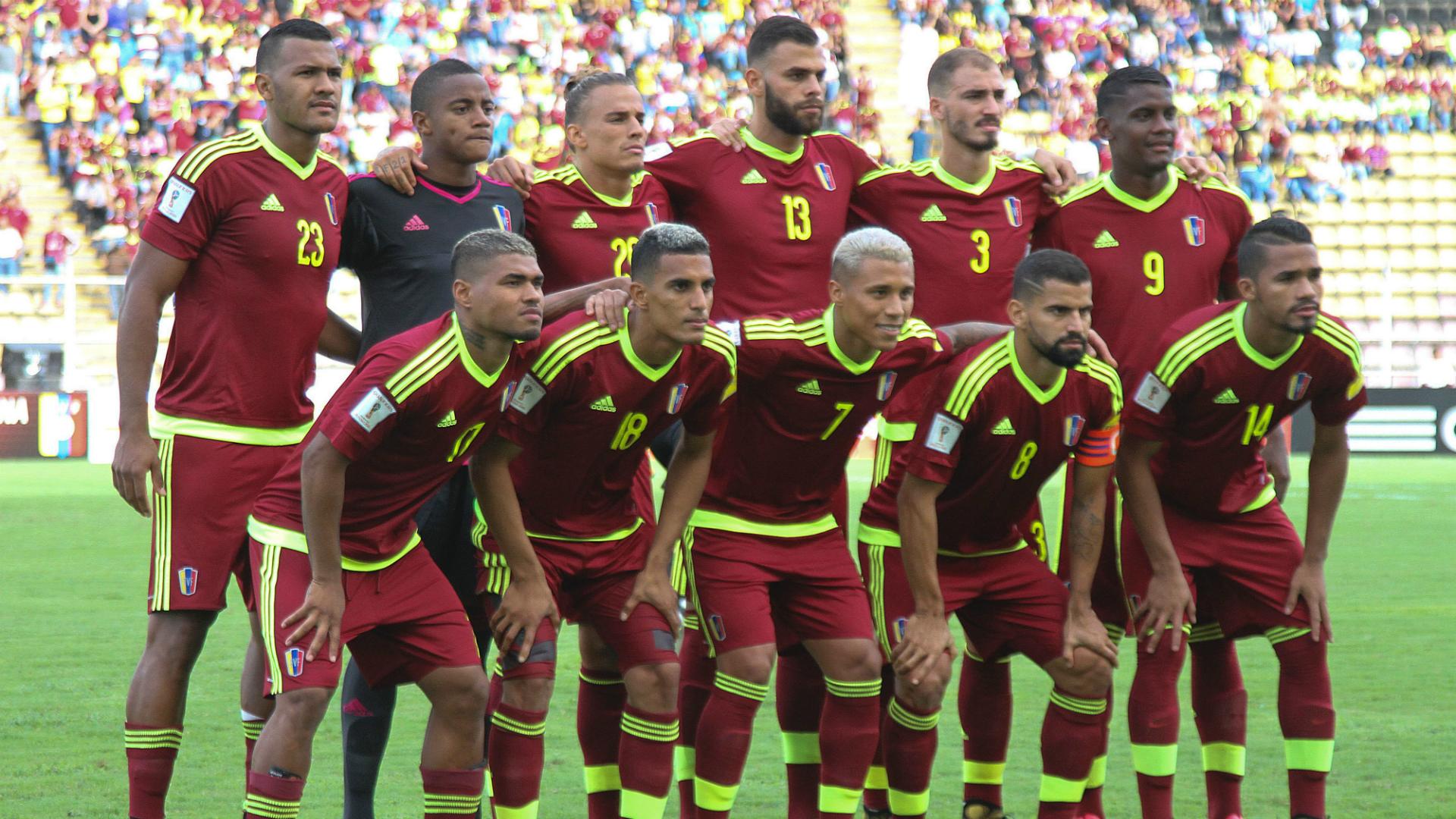 Venezuela Eliminatorias 2018