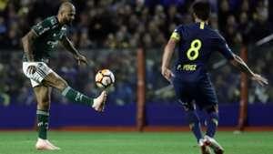 Felipe Melo Pablo Perez Boca Palmeiras Copa Libertadores Semifinal Ida 24102018