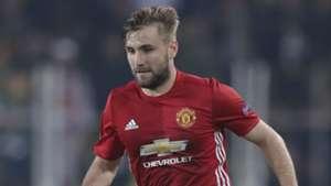 Luke Shaw Manchester United 2016