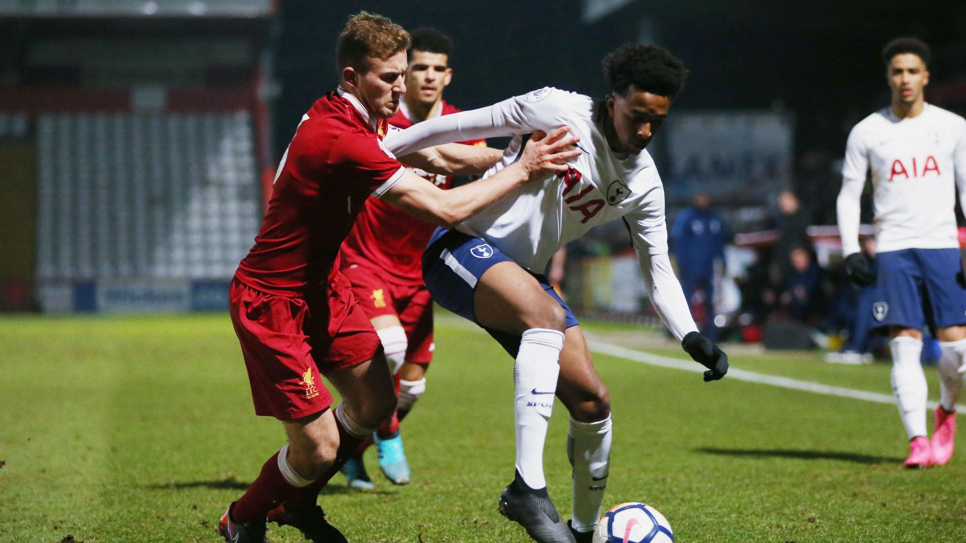 Herbie Kane Liverpool 2017/18