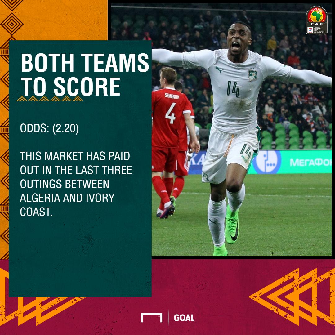 Ivory Coast Algeria PS