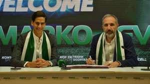 Marko Jevtovic Konyaspor