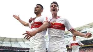 Benjamin Pavard Ozan Kabak VfB Stuttgart Hannover 96 03032019