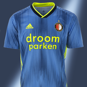 Feyenoord Shirt 2019-2020
