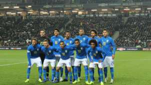 Brazil XI vs Cameroon 20112018