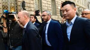 Han Li Fassone Milan
