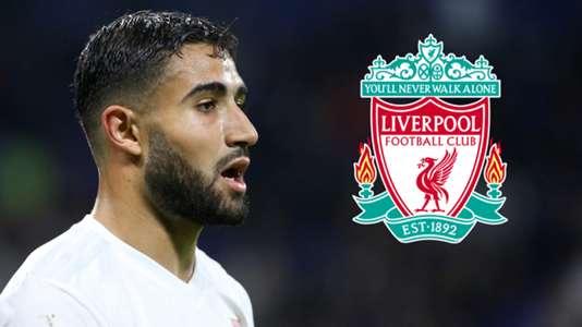Nabil Fekir Liverpool 2017-18