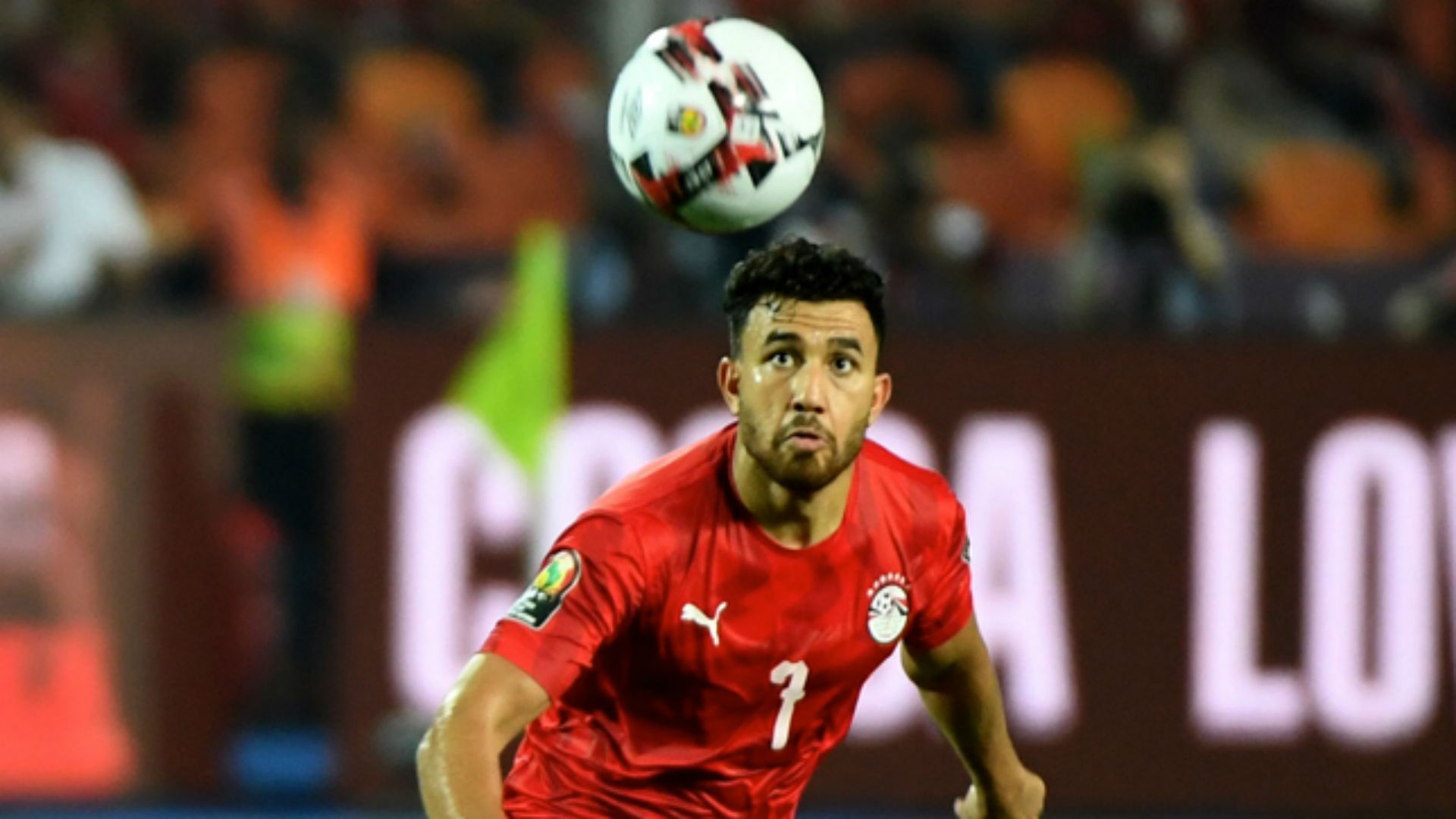 Salah sets up Egypt win over Uganda who reach last 16