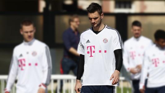 Sven Ulreich FC Bayern München 03012017