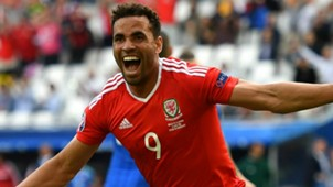 Hal Robson-Kanu Wales Euro 2016
