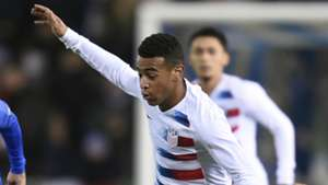 Tyler Adams United States Italy