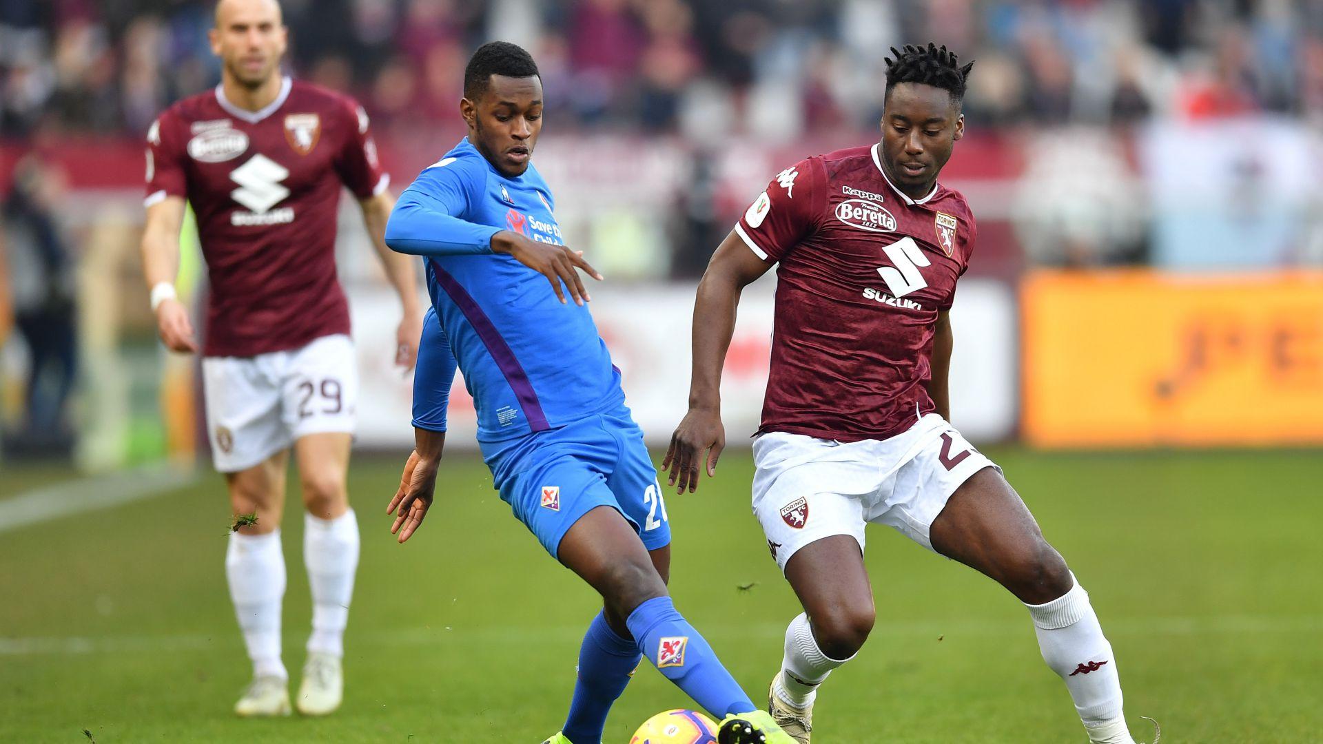 Edimilson Fernandes Soualiho Meite Torino Fiorentina Coppa Italia
