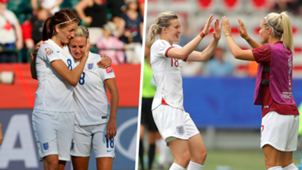 England Japan Women's World Cup 2015 2019 split