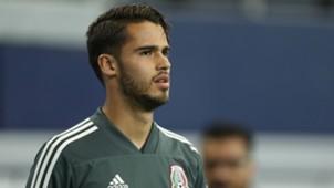 Diego Reyes Selección Mexicana