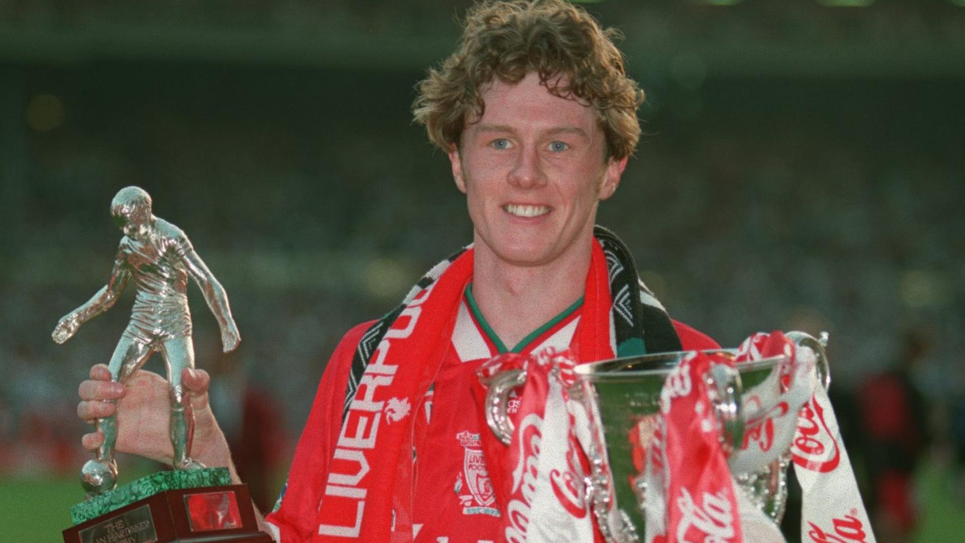 Steve McManaman FC Liverpool