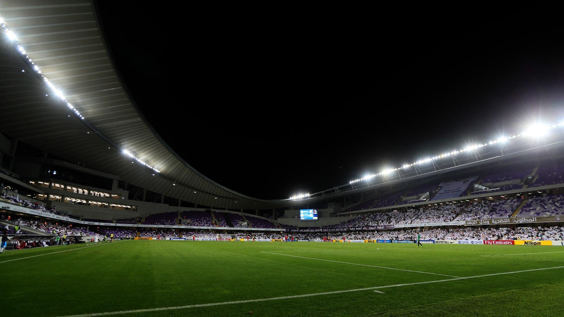 Estadio Hazza Bin Zayed Al Ain