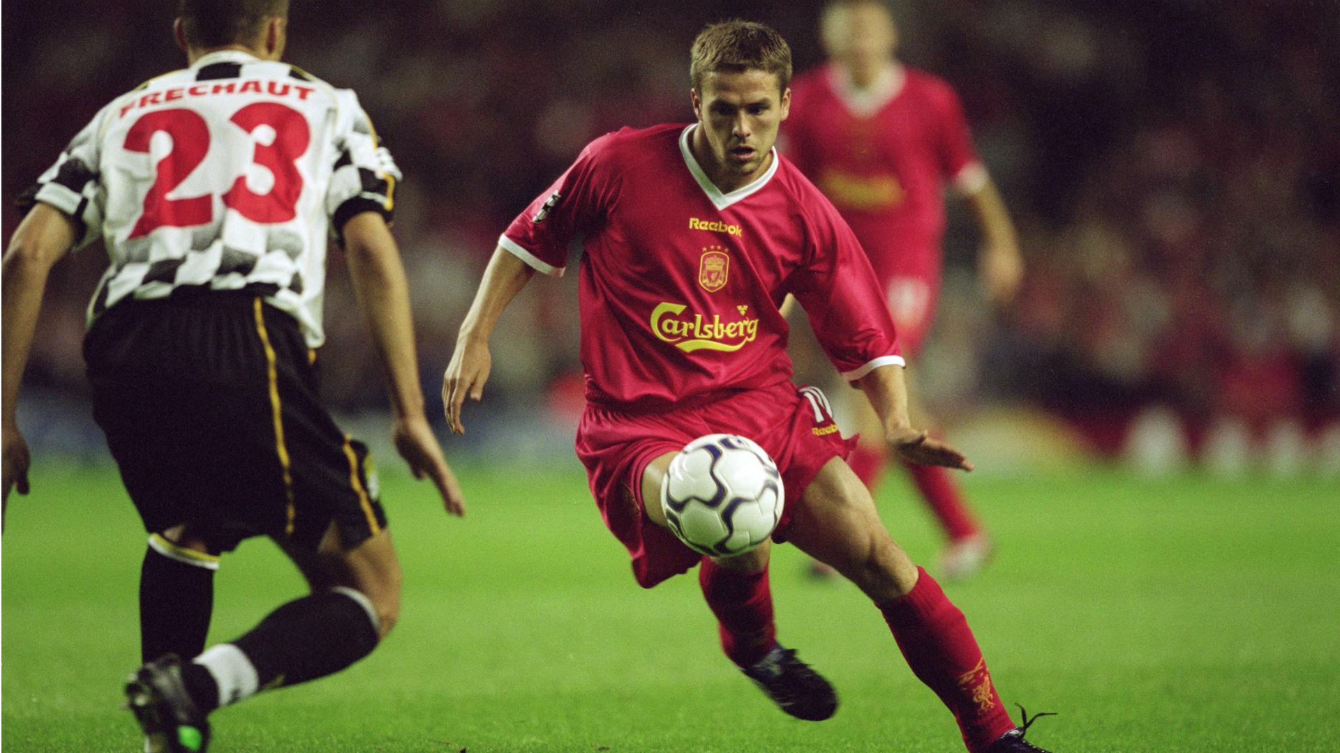 Michael Owen, Liverpool - Boavista, 09112001