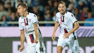 Nicolò Barella Atalanta Cagliari Serie A
