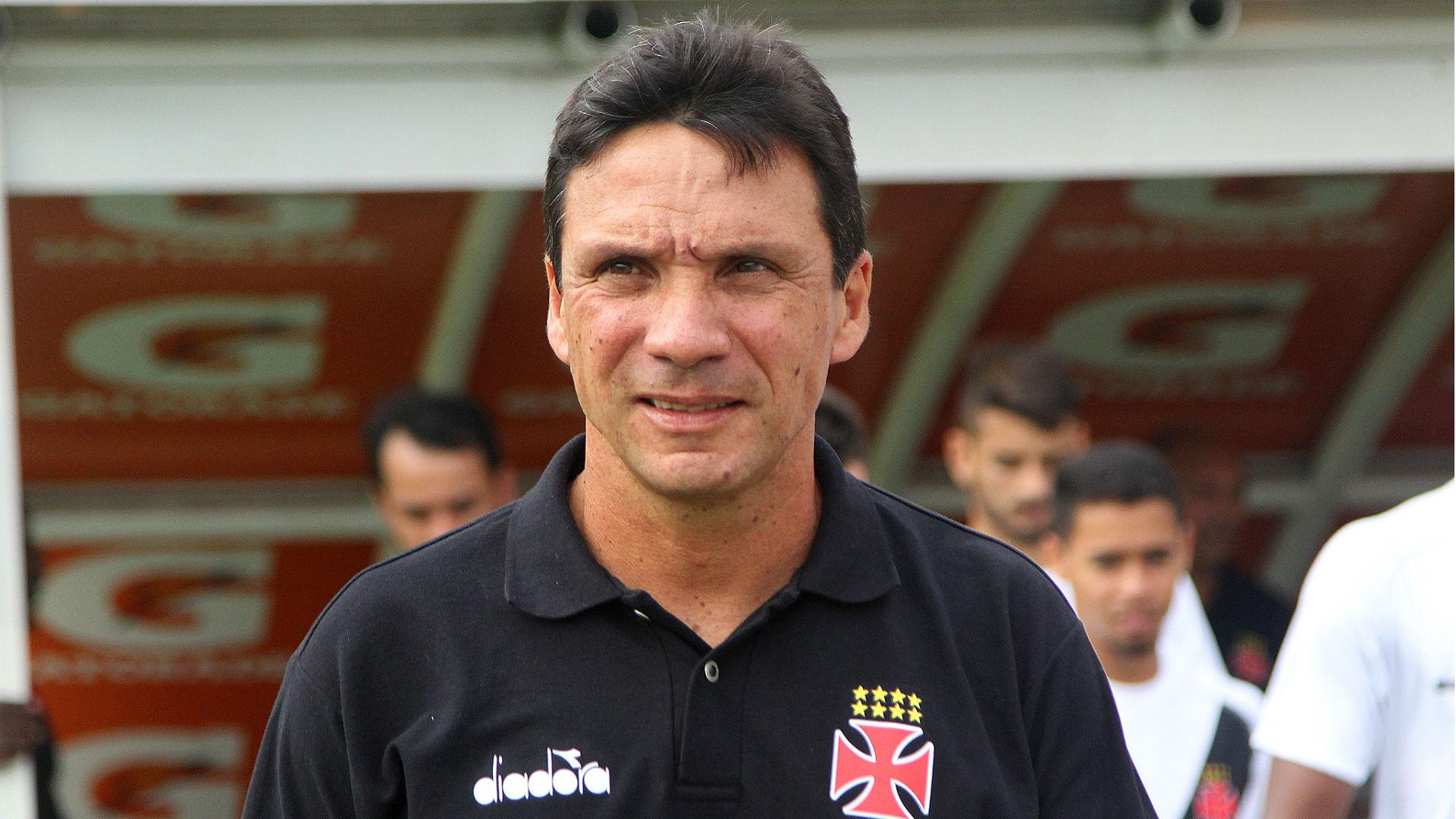 Zé Ricardo Vasco Nova Iguaçu carioca 21 01 2018