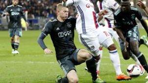 Matthijs de Ligt, Olympique Lyon - Ajax, Europa League, 11052017